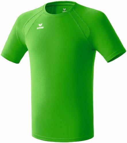 Erima T - Camiseta infantil, Verde, 128 cm ( 9 años)