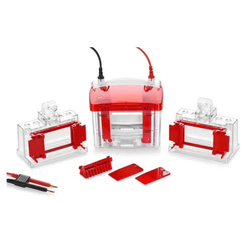 WIX-miniPRO2 Mini Vertical Electrophoresis Cell (Red)