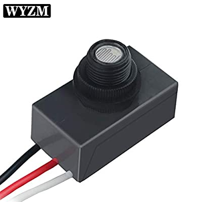 WYZM 125W LED Wall Pack Light,550-600W HPS MH Bulb Equivalent,Outdoor LED Lighting Fixture for Building Home Security