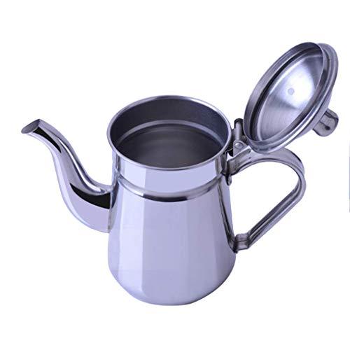Cenpen 1.6 L Swan en acier inoxydable Pot eau chaude et froide Bouilloire Cafetière Bar