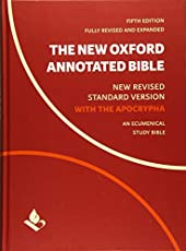Image of The New Oxford Annotated. Brand catalog list of Oxford University Press.