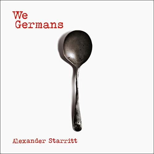 We Germans cover art