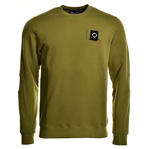 MA. Strum Training Crew Sweatshirt Oase Small