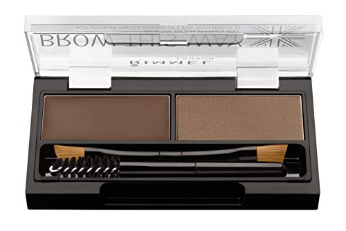 Rimmel London Brown This way Kit esculpidor