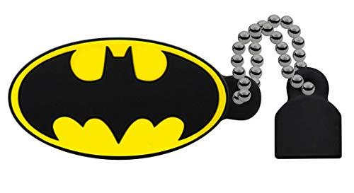 Emtec ECMMD16GDCC02 - Clé USB - 2.0 - Série Licence - Collection DC Comics - 16 Go - Batman - Matière Gomme Souple