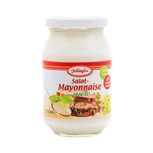 Leha Schlagfix Salat Mayonnaise - 250 g laktosefrei, vegan