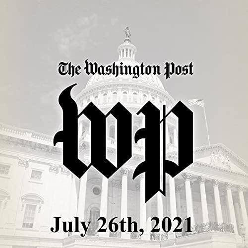 『July 26, 2021』のカバーアート