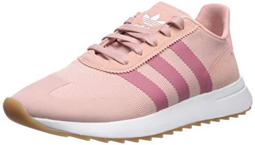 adidas Originals Damen Runner W FLB_Laufschuh, Pink Spirit/Trace Maroon/Weiß, 40 EU