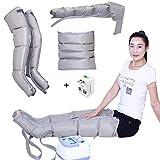 Air Compression Leg Massager for Circulation, Foot Massager for Leg, Waist, Arm