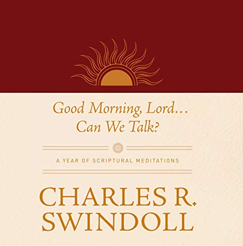 Good Morning, Lord...Can We Talk? audiobook cover art