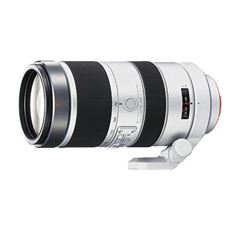 Sony SAL-70400 F4-5,6 / 70-400mm G SSM Objektiv der G-Serie (77 mm Filtergewinde)