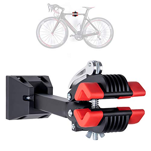 WLLP Bike rack wall mounted Hooks Bike rack for garage Stands for maintenance Indoor cycling Bike hooks for garage Storage Garage Hanger hook