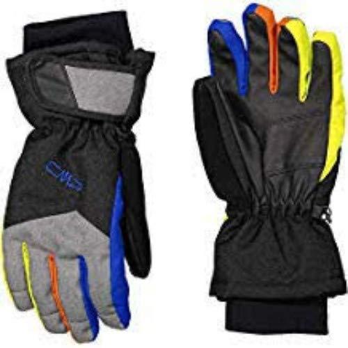 CMP Kinder Ski Handschuhe 6524827J, Nero-Royal-Limeade, 4