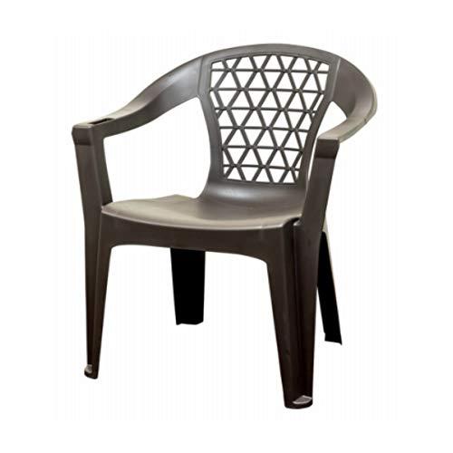 MFG CO BRN Penza Chair - Adams 8220-60-3700