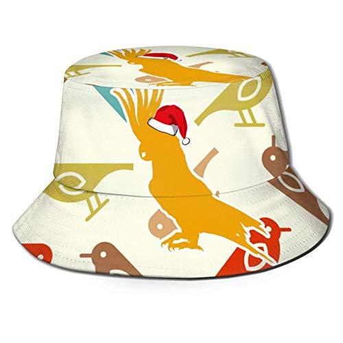 Sombrero de Sol Colorido y Bonito con Forma de pájaro para Hombres y Mujeres,protección UV,Sombrero de Verano para Acampar,Flexible y Duradero para Adolescentes