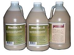 Dimilin -X Koi & Goldfish Treatment 1/2 gallon Anchor Worm Fish Lice Flukes diflubenzuron