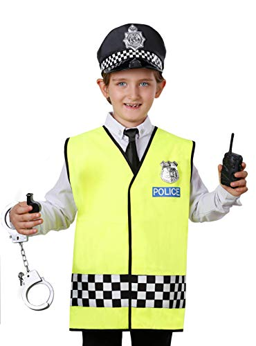 Matissa & Dad Children's Police ...