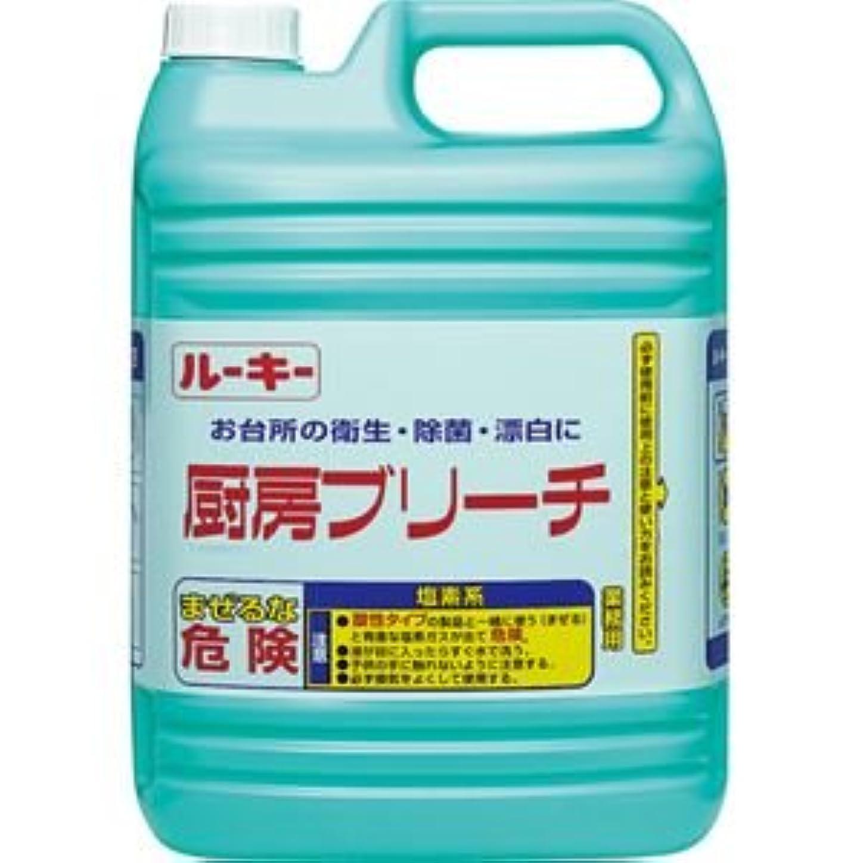 涙崩壊垂直(まとめ) 第一石鹸 ルーキー 厨房ブリーチ 業務用 5kg 1本 【×5セット】