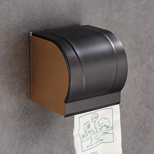 AISHIPING Wandsteun Waterdicht Toilet Roll Papier Houder Badkamer Tissue Papieren Doos Houder Opslag Plank Rack