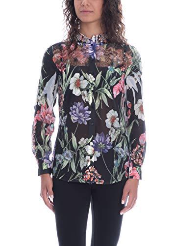 Guess Womens CLOUIS Schwarz Hemden XL