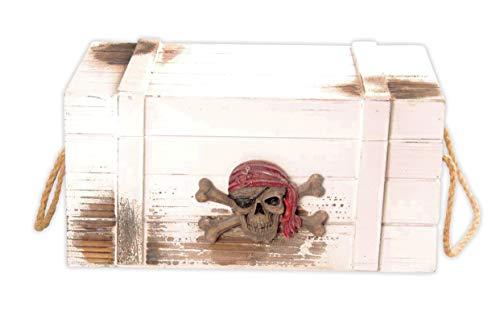 MYBOXES Piratenkiste in 3 Größen (30x18,5x14,5)