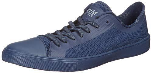 Amazon Brand – Symbol Men's Olive Sneakers-9 UK/India (43 EU) (AZ-YS-44 A)
