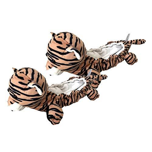 sharprepublic Deluxe Skates Soaker Ice Pattinaggio di Stivali Protezione della Lama Protezioni Protezione Utile Giacca Protettiva Ragazze Compleanno R - Tigre
