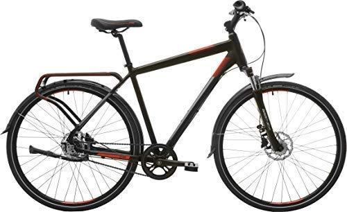 SKS trecking set bicicleta acanaladas 28 pulgadas negro