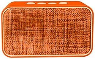 Swiss-Pro bt-003 Altavoz Bluetooth Portátil Swiss go Clio USB 3w x2 Naranja