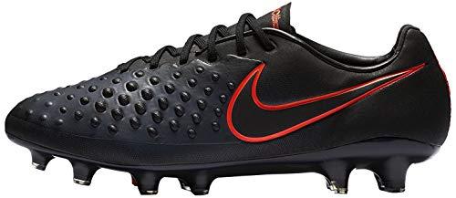 Nike Herren Magista Opus ii fg Fußballschuhe, Schwarz, 42.5 EU