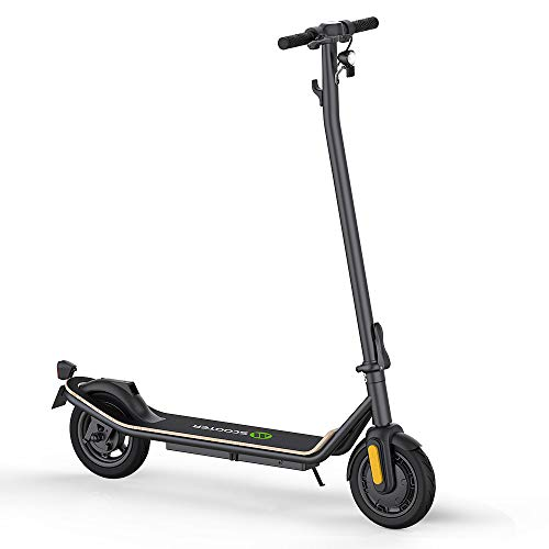 motor scooters Electric Scooter, 350W Motor, 3 Gears, Max Speed 15.5MPH, 16 Miles Powerful Battery with 8.5'' Tires, Foldable Electric Scooter for Adults, Max Load 260lbs