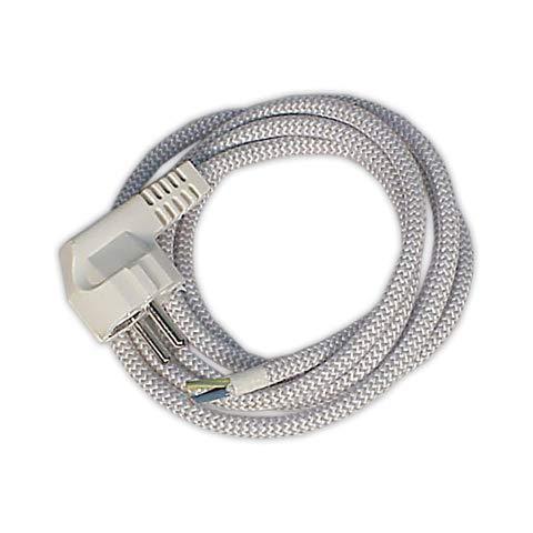 DOJA Industrial | Cable alimentacion 3 x 1,5 | FERRESPAIN 2,00 metros/Especial...