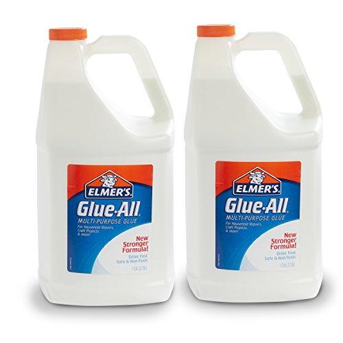 Elmer's Glue-All Extra Strong, 1 Gallon, 2 Count