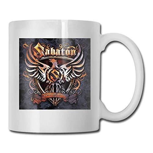 N\A Sabaton Keramik Kaffeetasse, Mark Tasse Gamer Tasse, Papa Tee Tasse, Paare Geschenke