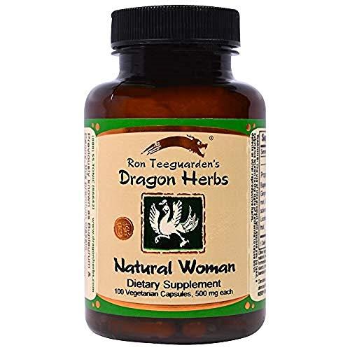 Natural Woman (Jia Wei Xiao Yao San) Dragon Herbs 100 Caps