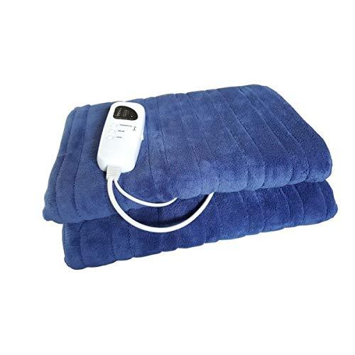 Chromex Couverture Chauffante, Bleu, Unique