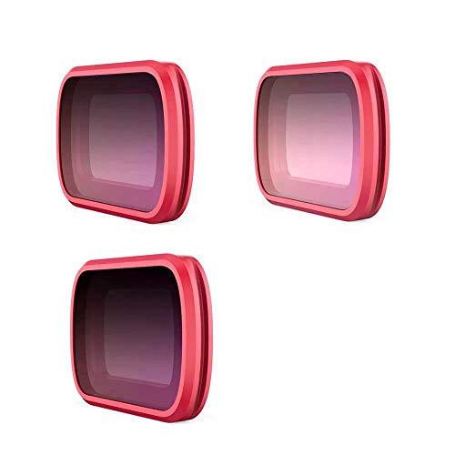 PGYTECH Filter für Osmo Pocket (CPL ND8 ND16)