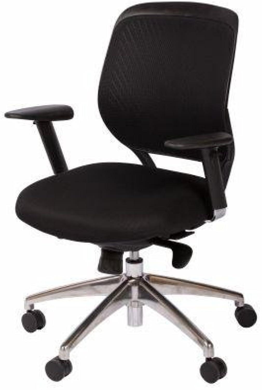 Prima Ergonomic Office Chair - Black