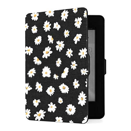 Funda para Kindle Paperwhite 1 2 3, patrón de repetición F