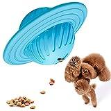 Onebarleycorn - Hundeball Snackball aus Naturkautschuk Hunde-Aktivitätsspielzeug Hundespielzeug Ball aus
