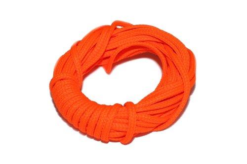 dalipo 33001 - Kordeln, Schnur 2mm, neon-orange