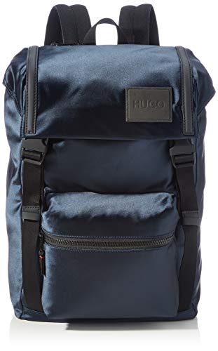 HUGO Herren Kombinat ST_Backpack Rucksack, Navy410, Normal