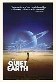 Best the quiet earth movie poster Reviews