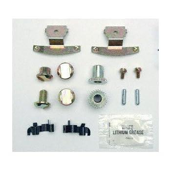 Drum Brake Hardware Kit-R-Line Raybestos H7129
