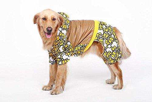 Manteau pour chien imperméable grille chaud d'hiver pour homme plaid pour les chiens de grande taille