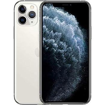 Apple iPhone 11 Pro 64GB シルバー SIMフリー (整備済み品)