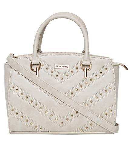 Peperone Women Iris Saddle Handbag
