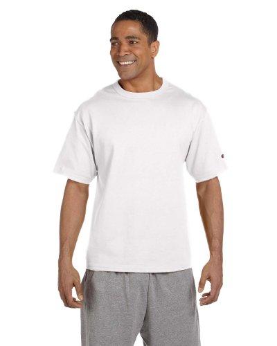 7 oz. Heritage Jersey T-Shirt WHITE L