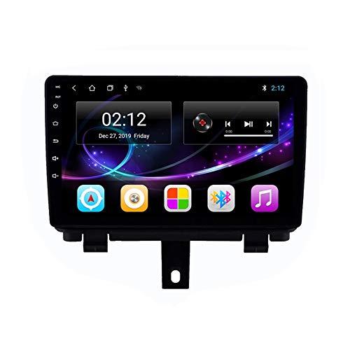 MGYQ 2 DIN Radio Coche Reproductor Multimedia con Cámara Visión Trasera Apoyo BT/Navegación De Google/FM/1080P Video/Aux Entrada/Radio MP5 Player, para Audi Q3 2011-2018,Quad Core,4G WiFi 1+32