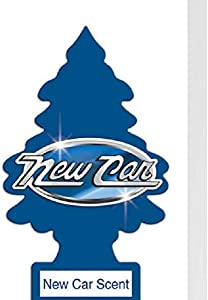MAGIC TREE  quot LITTLE TREE quot NEW CAR FRAGRANCE CAR AIR FRESHENER PACK